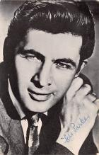 act016129 - Fess Parker, Philips Movie Star Actor Actress Film Star Postcard, Old Vintage Antique Post Card