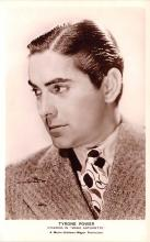 act016144 - Tyrone Power, Marie Antoinette Movie Star Actor Actress Film Star Postcard, Old Vintage Antique Post Card