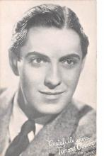 act016164 - Tyrone Power Movie Star Actor Actress Film Star Postcard, Old Vintage Antique Post Card