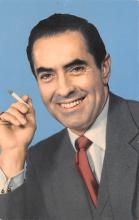 act016168 - Tyrone Power Movie Star Actor Actress Film Star Postcard, Old Vintage Antique Post Card