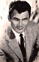 act016196 - Jack Palance Movie Star Actor Actress Film Star Postcard, Old Vintage Antique Post Card