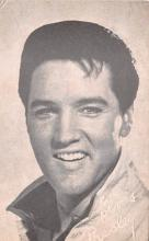 act016203 - Elvis Presley Movie Star Actor Actress Film Star Postcard, Old Vintage Antique Post Card