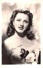act016211 - Eleanor Parker Movie Star Actor Actress Film Star Postcard, Old Vintage Antique Post Card