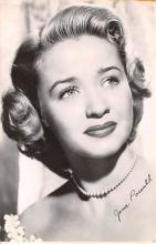 act016220 - Jane Powell Movie Star Actor Actress Film Star Postcard, Old Vintage Antique Post Card