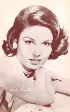 act016221 - Paula Prentiss Movie Star Actor Actress Film Star Postcard, Old Vintage Antique Post Card