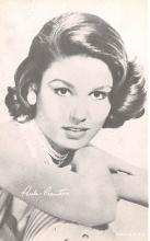 act016223 - Paula Prentiss Movie Star Actor Actress Film Star Postcard, Old Vintage Antique Post Card