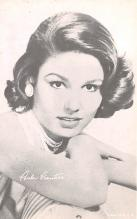 act016229 - Paula Prentiss Movie Star Actor Actress Film Star Postcard, Old Vintage Antique Post Card