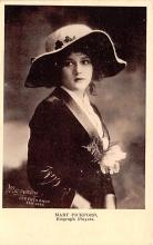 act016238 - Mary Pickford, Biograph Players Movie Star Actor Actress Film Star Postcard, Old Vintage Antique Post Card