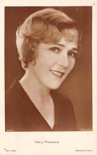 act016253 - Mary Pickford Movie Star Actor Actress Film Star Postcard, Old Vintage Antique Post Card