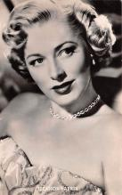 act016254 - Eleanor Parker Movie Star Actor Actress Film Star Postcard, Old Vintage Antique Post Card