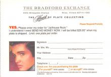 act016267 - Elvis Presley Movie Star Actor Actress Film Star Postcard, Old Vintage Antique Post Card