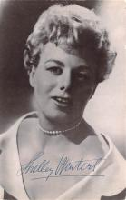 act017002 - Shelley Winters, Executive Suite Movie Star Actor Actress Film Star Postcard, Old Vintage Antique Post Card