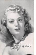 act017007 - Shelley Winters Movie Star Actor Actress Film Star Postcard, Old Vintage Antique Post Card