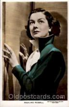 act018001 - Rosalind Russell Actress / Actor Postcard Post Card Old Vintage Antique