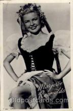 act018008 - Majorie Reynolds Actress / Actor Postcard Post Card Old Vintage Antique