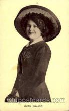 act018029 - Ruth Roland Actress / Actor Postcard Post Card Old Vintage Antique