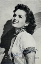 act018032 - Debbie Reynolds Actress / Actor Postcard Post Card Old Vintage Antique