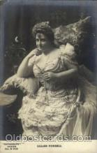act018048 - Lillian Russell Actress / Actor Postcard Post Card Old Vintage Antique