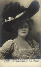act018056 - Lillian Russell Actress / Actor Postcard Post Card Old Vintage Antique