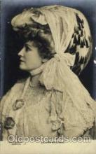 act018059 - Lillian Russell Actress / Actor Postcard Post Card Old Vintage Antique