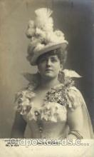 act018065 - Lillian Russell Actress / Actor Postcard Post Card Old Vintage Antique