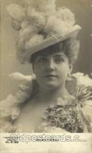 act018066 - Lillian Russell Actress / Actor Postcard Post Card Old Vintage Antique