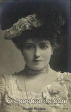 act018068 - Lillian Russell Actress / Actor Postcard Post Card Old Vintage Antique