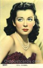 act018080 - Gail Russell Actor, Actress, Movie Star, Postcard Post Card