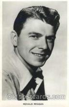 act018095 - Ronald Reagan Actor, Actress, Movie Star, Postcard Post Card