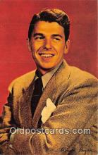 act018097 - Ronald Reagan Movie Actor / Actress, Entertainment Postcard Post Card