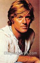 act018104 - Robert Redford Movie Actor / Actress, Entertainment Postcard Post Card