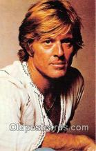 act018105 - Robert Redford Movie Actor / Actress, Entertainment Postcard Post Card