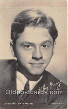 act018119 - Micky Rooney Movie Actor / Actress, Entertainment Postcard Post Card