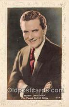 act018120 - Herbert Rawlinson Movie Actor / Actress, Entertainment Postcard Post Card