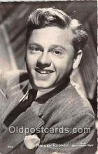 act018123 - Mickey Rooney Movie Actor / Actress, Entertainment Postcard Post Card