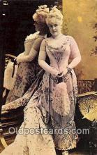 act018128 - Lillian Russell Movie Actor / Actress, Entertainment Postcard Post Card