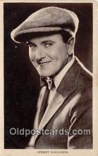 act018136 - Herbert Rawlinson Movie Actor / Actress, Entertainment Postcard Post Card