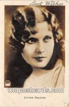 act018138 - Esther Ralston Movie Actor / Actress, Entertainment Postcard Post Card