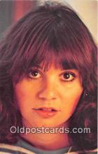 act018139 - Linda Ronstadt Movie Actor / Actress, Entertainment Postcard Post Card