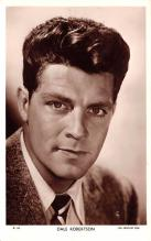 act018152 - Dale Robertson Movie Star Actor Actress Film Star Postcard, Old Vintage Antique Post Card