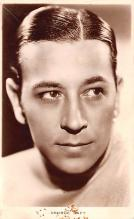 act018157 - George Raft Movie Star Actor Actress Film Star Postcard, Old Vintage Antique Post Card
