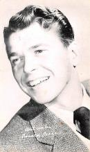 act018168 - Ronald Reagan Movie Star Actor Actress Film Star Postcard, Old Vintage Antique Post Card