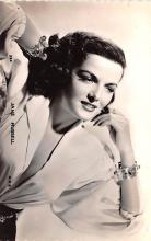 act018247 - Jane Russell Movie Star Actor Actress Film Star Postcard, Old Vintage Antique Post Card