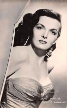 act018267 - Jane Russell, Vedette Paramount Movie Star Actor Actress Film Star Postcard, Old Vintage Antique Post Card