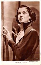 act018299 - Rosalind Russell Movie Star Actor Actress Film Star Postcard, Old Vintage Antique Post Card