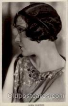 act019013 - Gloria Swanson Actress / Actor Postcard Post Card Old Vintage Antique
