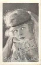 act019030 - Blanche Sweet Actress / Actor Postcard Post Card Old Vintage Antique
