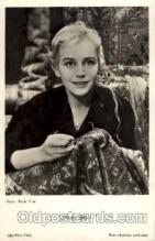 act019036 - Maria Schell Actress / Actor Postcard Post Card Old Vintage Antique