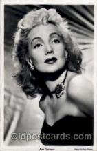 act019053 - Ann Sothern Actress / Actor Postcard Post Card Old Vintage Antique