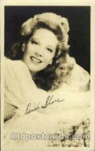 Dinah Shore Actress / Actor Postcard Post Card Old Vintage Antique